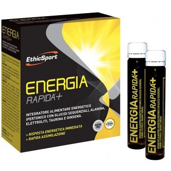 Energia Rapida+ (10x25ml)
