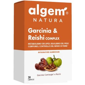 Garcinia & Reishi Complex (30cpr)