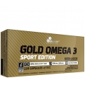 Gold Omega3 65% sport edition (120cps)