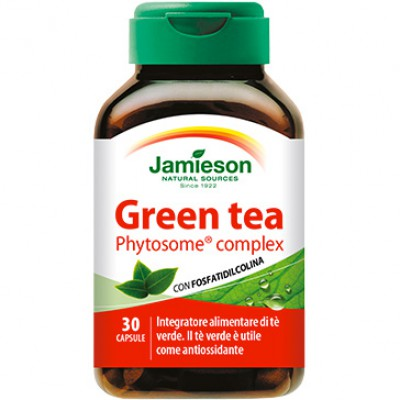 Green Tea Phytosome™ Complex (30cps)