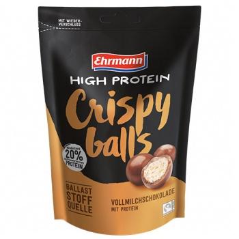 High Protein Crispy Balls Cioccolato (90g)