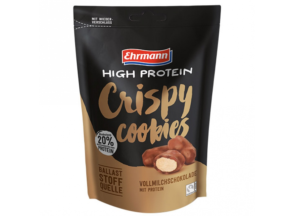 High Protein Crispy Balls Yogurt (90g)