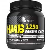HMB Mega Caps 1250mg (300cps)