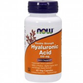Hyaluronic Acid 100mg (60cps)
