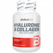 Hyaluronic & Collagen (30cps)