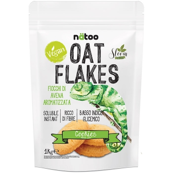 Oat Flakes Flavored (1000g)