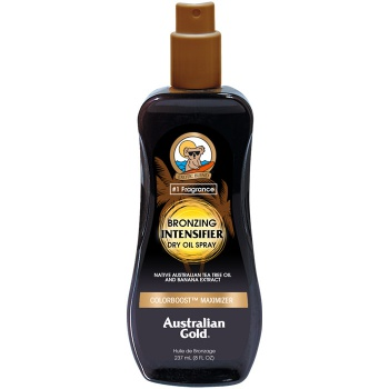Intensifier Dry Oil Spray Whith Bronzer (237ml)