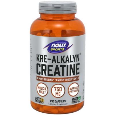 Kre-Alkalyn Creatine (240cps)