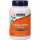 L-Citrulline 750 (90cps)