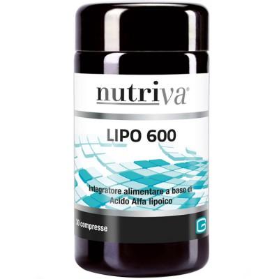 Lipo 600 (30cpr)