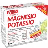 Magnesio Potassio (10x10g)