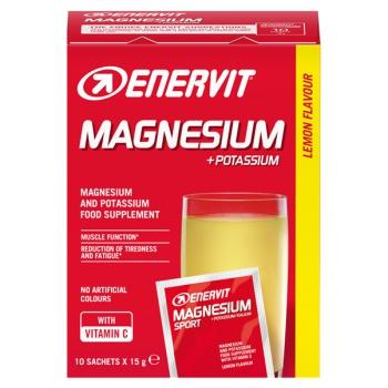 Magnesio + Potassio (10x15g)