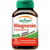 MAGNESIO TRIPLA AZIONE (90cpr)