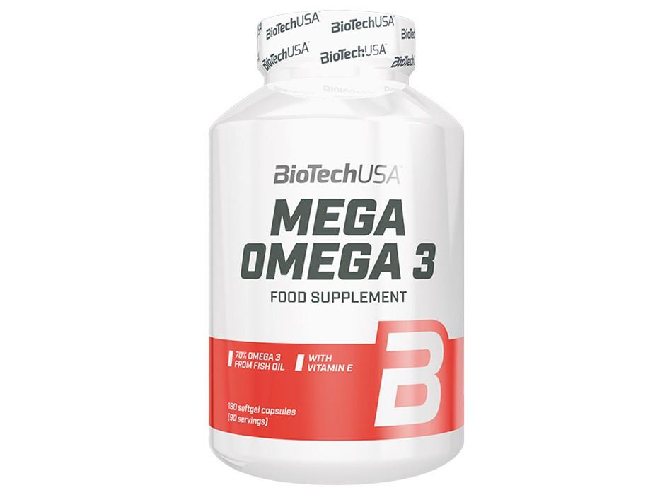 Mega Omega 3 (180cps)