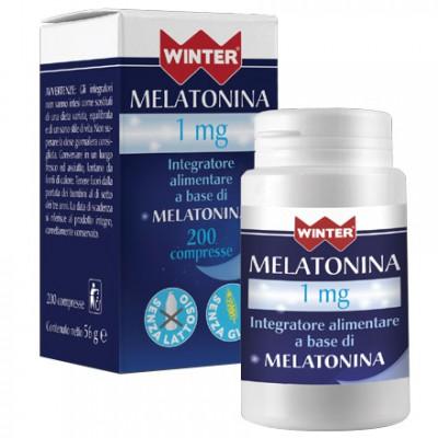 Melatonina 1mg (200cpr)