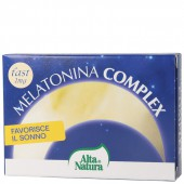 Melatonina Complex (30cpr)