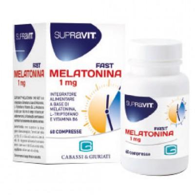 Melatonina Fast (60cpr)