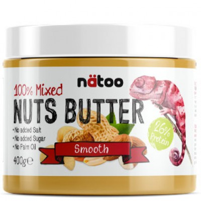 Mixed Nuts Butter Smooth (400g)