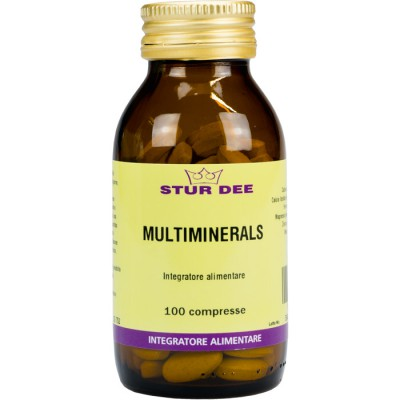 Multiminerals (100cpr)