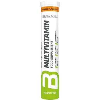 Multivitamin Effervescent Tablets (20cpr)