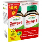 Omega-3 Select™ (2x150cps)