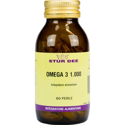 Omega 3 1000 (60cps)