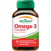 Omega 3 Complete (80cps)