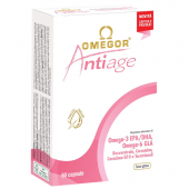 Omegor Antiage (60cps)