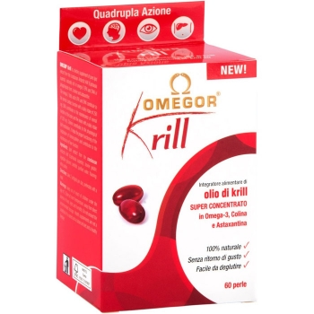 Omegor Krill (60cps)