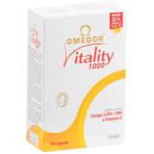 Omegor Vitality 1000 (60cps)