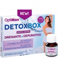 Optimax Drenante e Depurativo BOX (10x50ml)