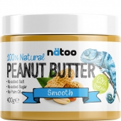 Peanut Butter Smooth (400g)