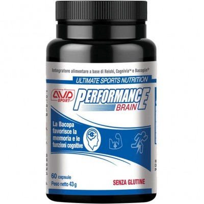 Performance Brain (60cps)
