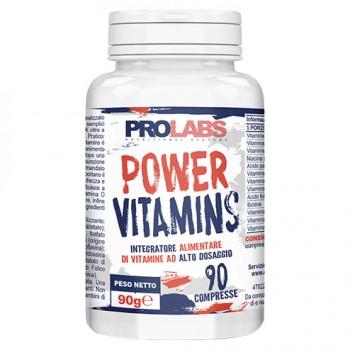 Power Vitamins (90cpr)