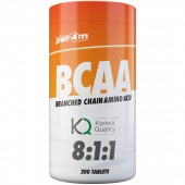 Pure BCAA 8:1:1 (200cpr)