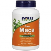 Raw Maca 750mg (90cps)