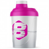 Shaker 350ml Fucsia