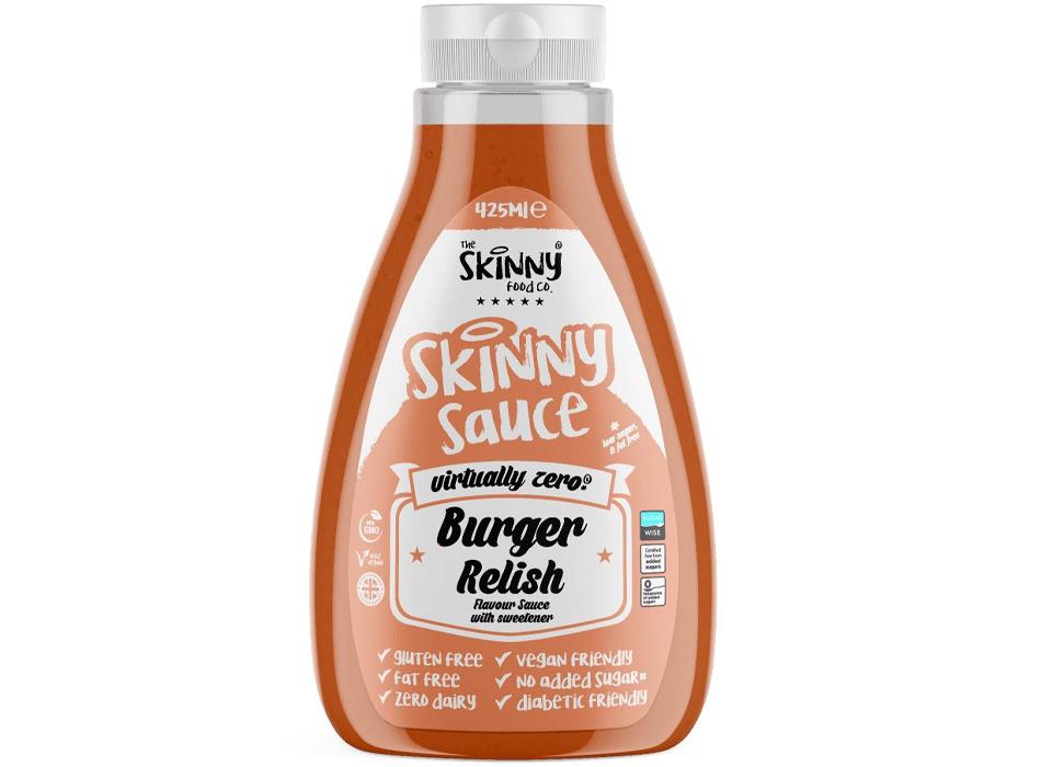 Skinny Sauces Burger Relish (425ml)