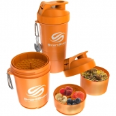 SmartShake Original 600ml Neon Orange