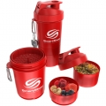 SmartShake Original 600ml Neon Red