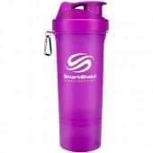 SmartShake Slim Neon Purple (500ml)