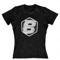 T-Shirt BestBody Nera Donna