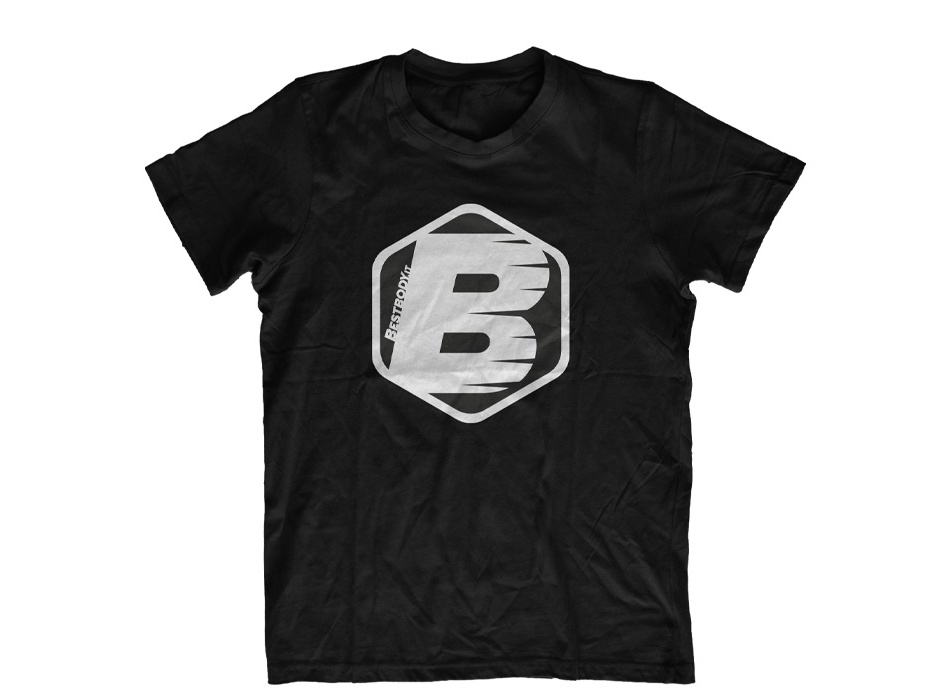 T-Shirt BestBody Nera Uomo