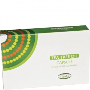 Tea Tree Capsule (40cps)