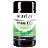 Vegan D3 Masticabile (60cpr)