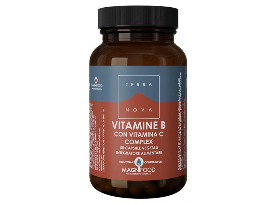 Vitamine B Complex (50cps)