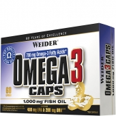 Omega-3 caps (60cps)