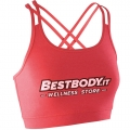 Fitness Top Coral